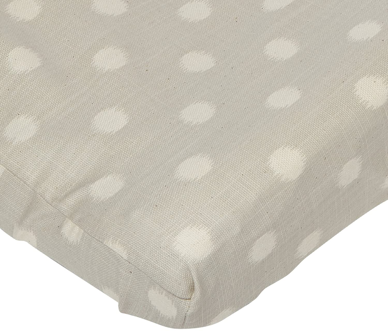 Glenna Jean Contessa Changing Pad Cover 13608 Grey Dot Glenna Jean Mfg