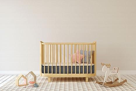 snoozz Colchones para bebés y niños de 0-7 años (70 x 140 cm