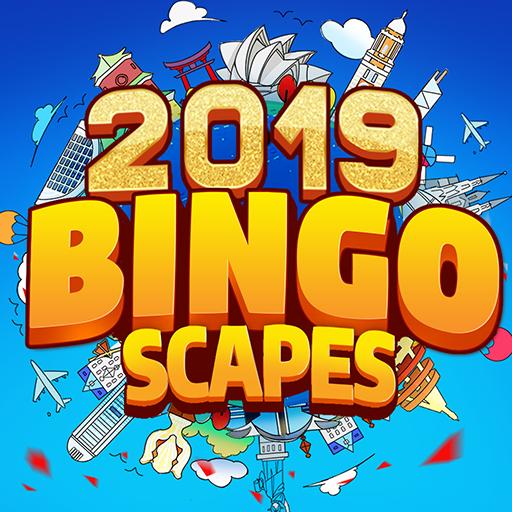 Bingo Scapes - Bingo Party Game