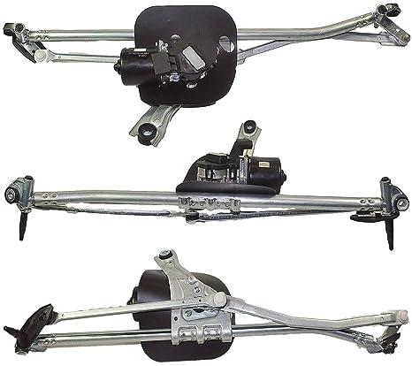 D2P Parabrisas Delantero limpiaparabrisas Motor y vinculación para BMW Mini One, Cooper R50, R52