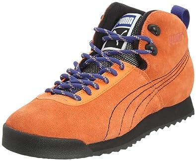 44 5 Orange Pour Hiker Roma Puma Orange Amazon Bottes Homme nwq40nx8O
