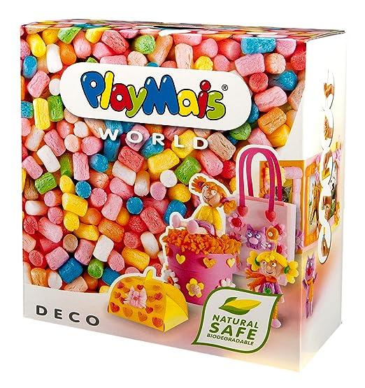 425 opinioni per Loick Biowertstoff 160008- PlayMais World Deco, costruzioni in materiale bio,