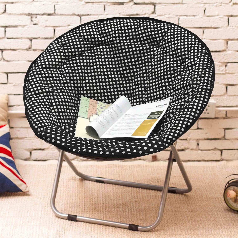 prendiamo i clienti come nostro dio Frelt Sedia Large Adult Moon Chair Sun Sun Sun Chair Poltrona pigra Sedia reclinabile Sedia Pieghevole Poltrona Girevole (colore   3)  online al miglior prezzo