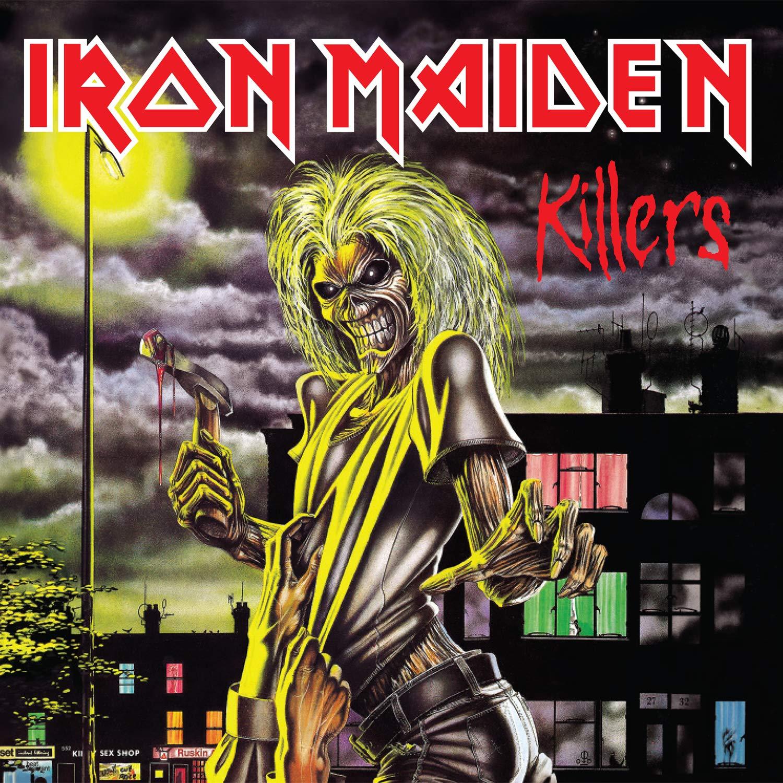 CD : Iron Maiden - Killers (CD)