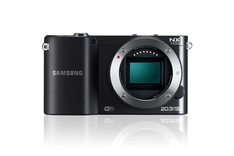 Samsung NX1100 - Cámara Digital Negro: Amazon.es: Electrónica