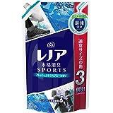 【大容量】 レノア 本格消臭 柔軟剤 スポーツフレッシュシトラスブルー 詰替用 超特大サイズ 1320ml