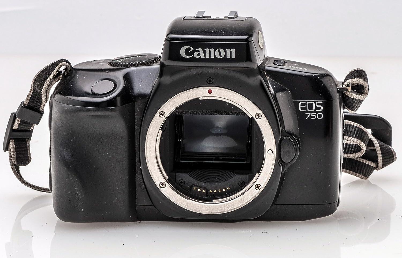 Canon EOS 750 Cámara SLR 35mm Cuerpo XLNT: Amazon.es: Electrónica