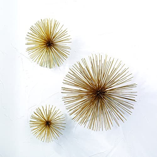 Two s Company Wall Flowers, Set of 3