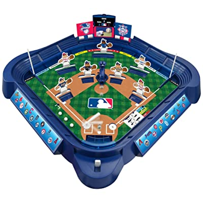 MLB Slammin' Sluggers Baseball Game: Toys & Games