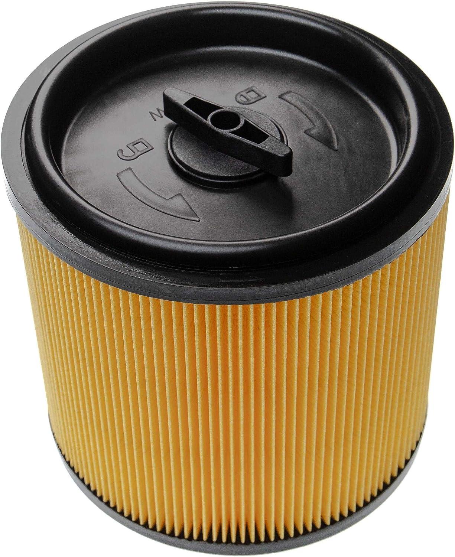 vhbw Filtro reemplaza Grizzly 91092030 filtro para aspiradora ...