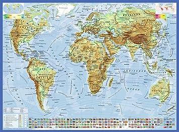 Ravensburger 4005556130979 Puzzle Puzzle - Rompecabezas (Puzzle Rompecabezas, Mapas, Niños, Niño/niña, 9 año(s), Cartón): Amazon.es: Juguetes y juegos