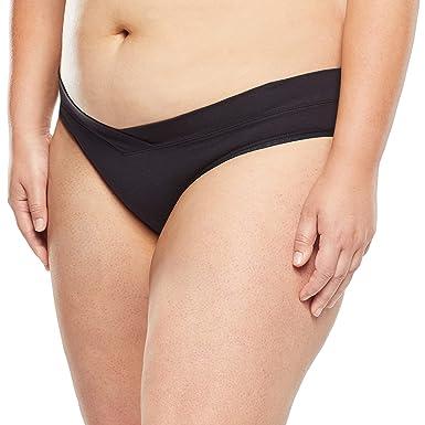 d63a2122e549e Bonds Women s Cotton Blend Maternity Bikini Brief  Amazon.com.au ...