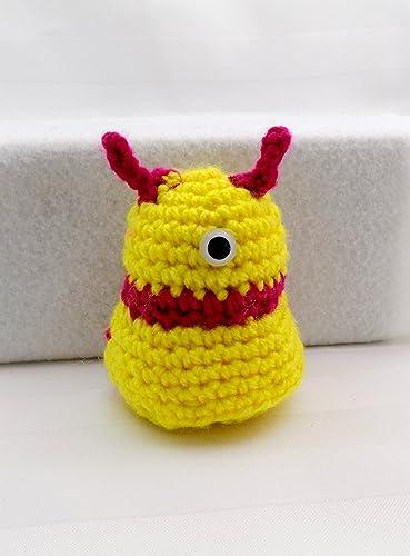 Amazon Crochet Monster Goofy Monster Amigurumi Monster