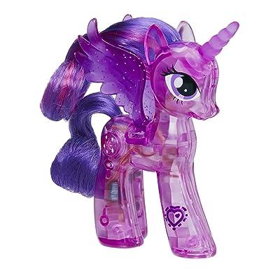 My Little Pony Explore Equestria Sparkle Bright Princess Twilight Sparkle: Toys & Games