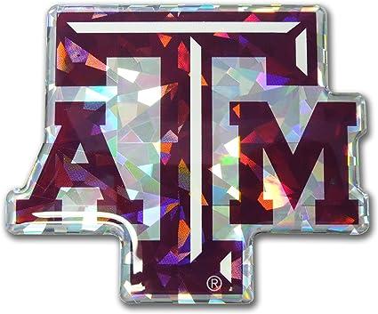 North Carolina Tarheels Color NCAA Reflective 3D Decal Domed Sticker Emblem