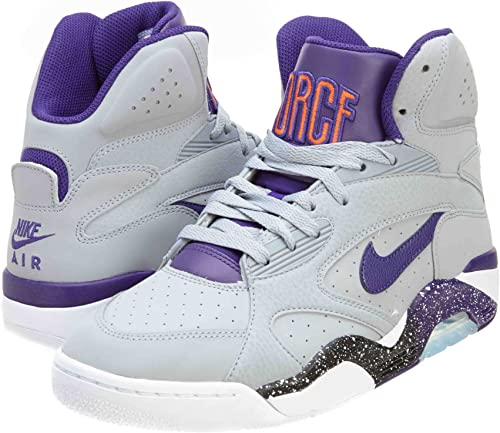 NIKE Air Force 180 MID Mens Basketball Shoes 537330 017