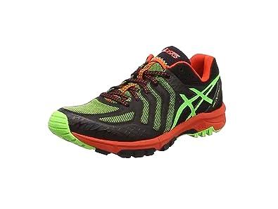 ASICS Men's Gel-FujiAttack 5 Trail Running Shoes: Amazon