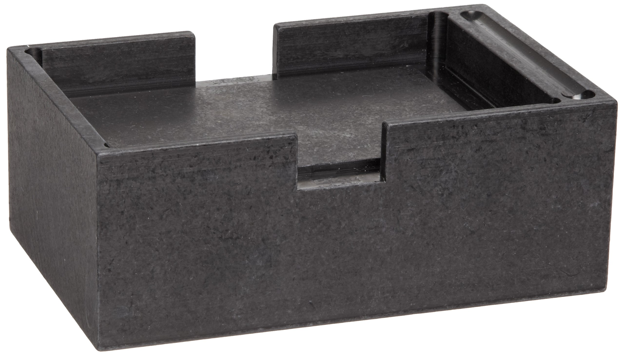 Talboys 949115 Titer Plate Heat Block, 6'' Length x 3.75'' Width x 2.25'' Height, For Block Heaters