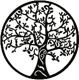 Amazon Com Bombayjewel Tree Of Life Metal Wall Art