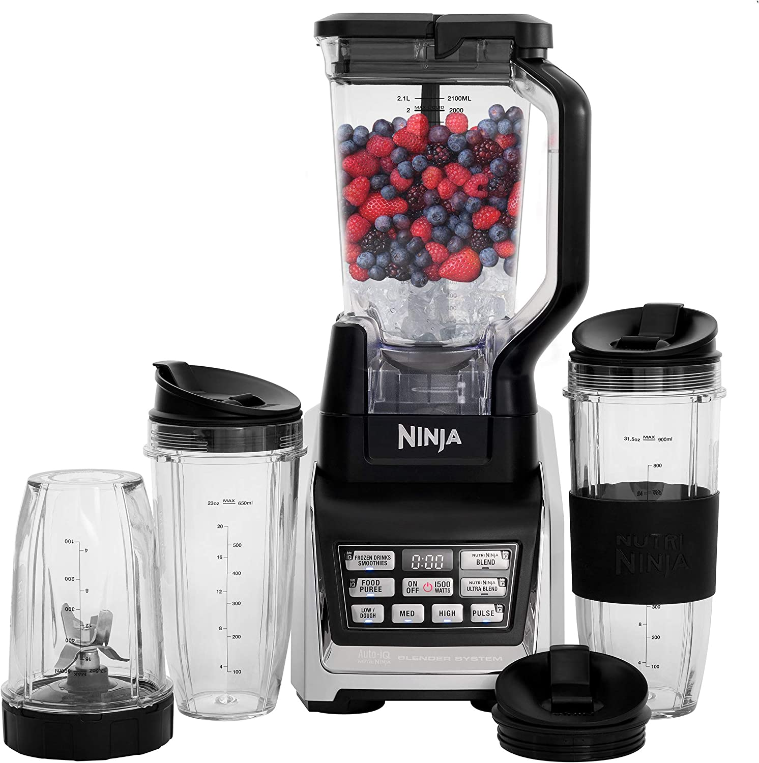 81fogtp0k4L. AC SL1500 Best Juicer Blender Combo 2021 – Reviews & Buying Guide