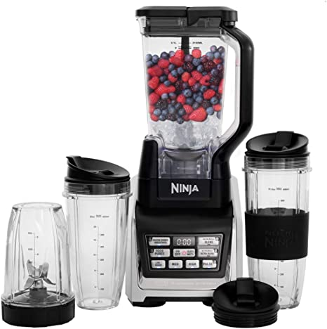 Nutri Ninja Personal And Countertop Blender W