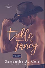 Tickle His Fancy: Trident Security Book 6 (Trident Security Series) Kindle Edition