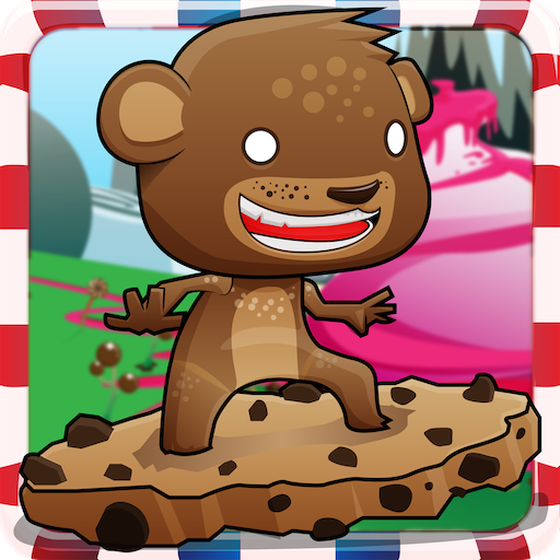 (Cookie Surf Candy Blast - A Toy's Clash For Power)