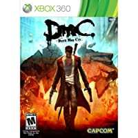 Devil May Cry - Xbox 360 Standard Edition