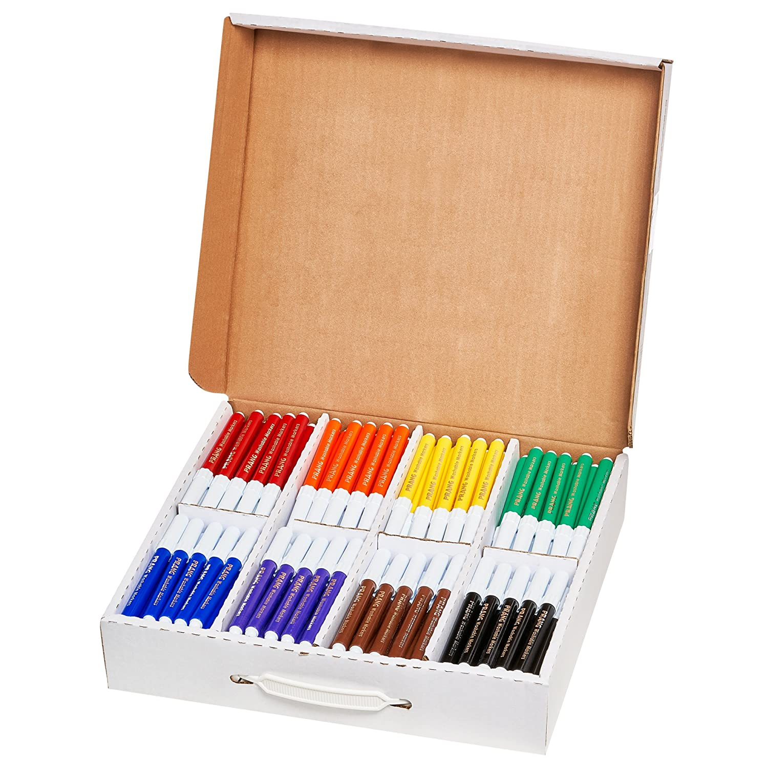 PRANG ART MARKERS WASHABLE 48 COLORS