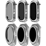 Freewell Budget Kit - E Series - 6Pack ND4, ND8, ND16, CPL, ND32/PL, ND64/PL Camera Lens Filters Compatible with Mavic 2 PRO