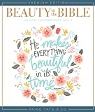 Beauty in the Bible: Adult Coloring Book Volume 3, Premium Edition (Christian Coloring, Bible Journaling and Lettering…