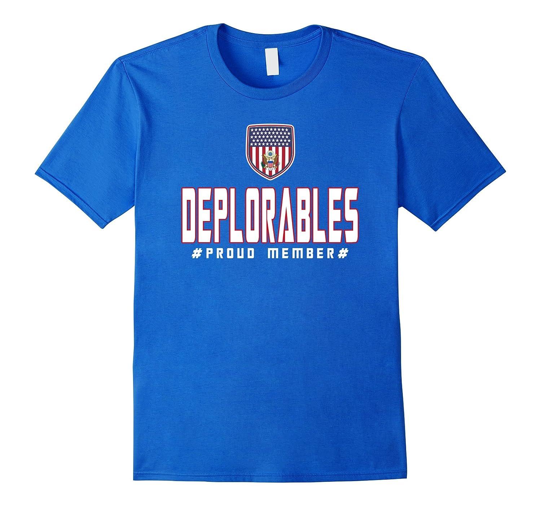 DONALD TRUMP T-Shirt Basket of Deplorables 2016 Tee-RT
