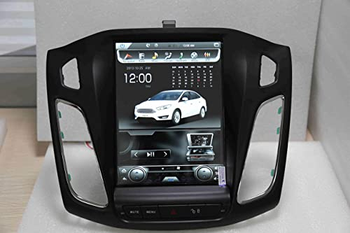 10.4 inch Quadcore Android 7.1 1280×800 Car Tesla Style Vertical Screen 2GB RAM 32GB ROM Bluetooth GPS Navigation for Ford Focus 2012-2017 DVD Player 3-7Business Days Shipping time