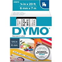 Deals on DYMO Standard D1 Labeling Tape for LabelManager Label Makers