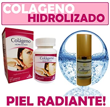 Amazon.com: Colageno Hidrolizado Capsulas and Collagen ...