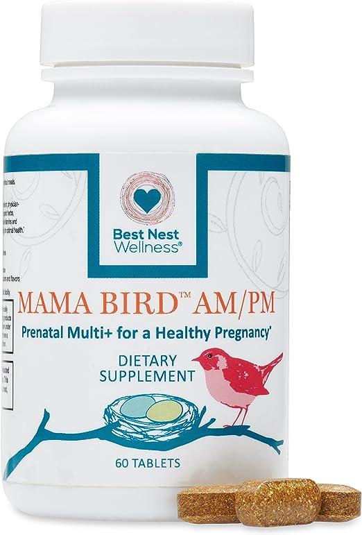 Mama Bird AM PM Prenatal Multivitamin