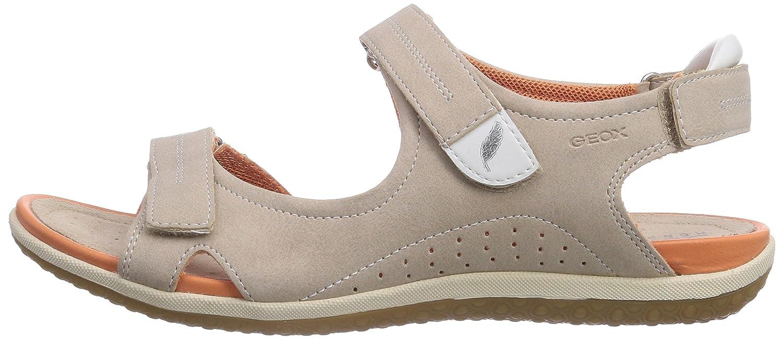 Geox (Beigec5000) D VEGA A Damen Sneakers Beige (Beigec5000) Geox c462fe
