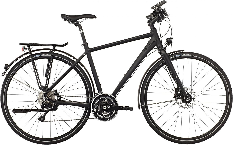 Rabeneick TS 7 Deore XT - Bicicletas trekking Hombre - negro ...