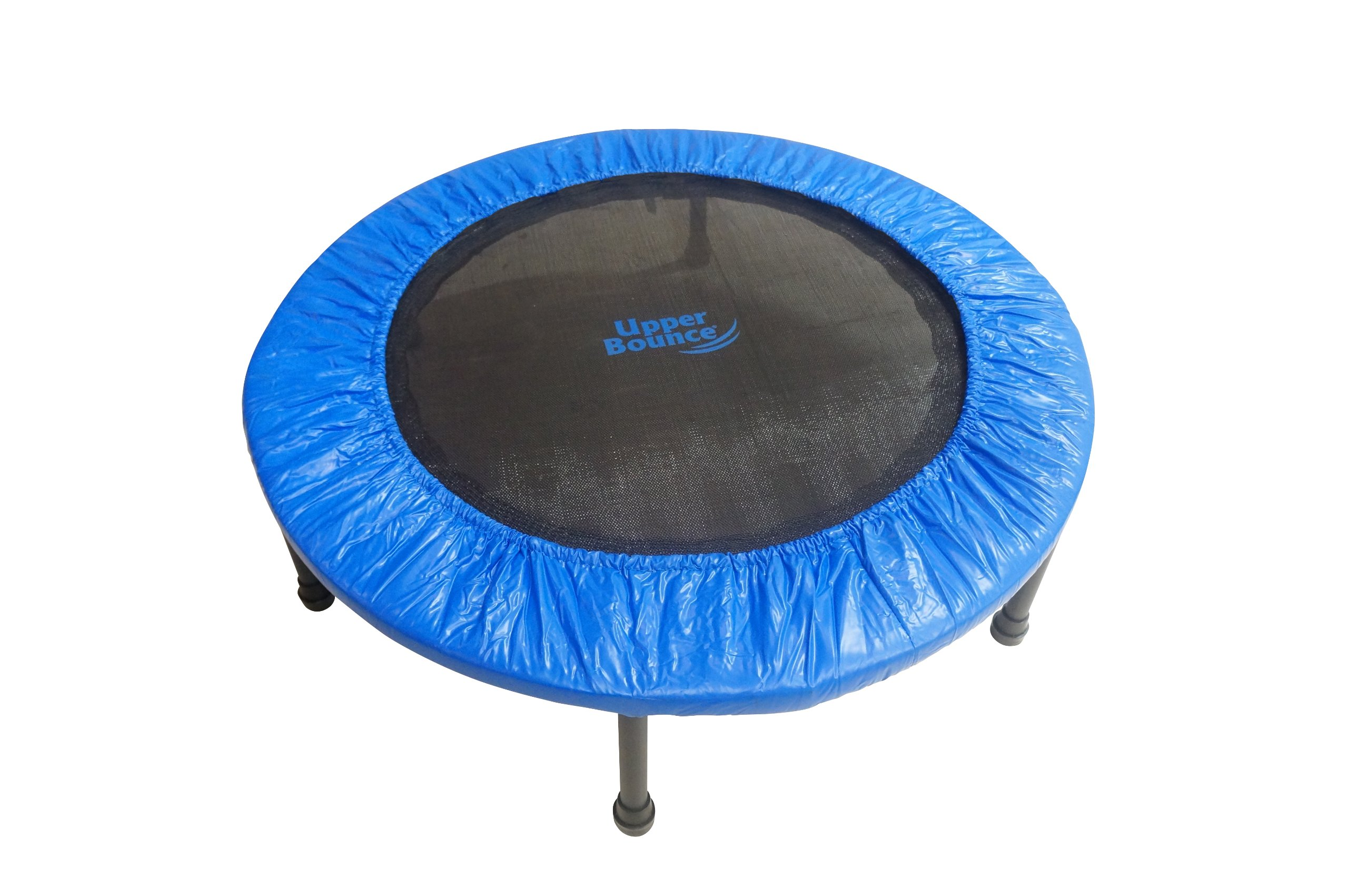 36'' Two-Way Foldable Rebounder Trampoline with Carry-on Bag Included