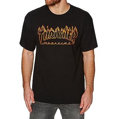 Thrasher Richter black Camiseta Tamaño M