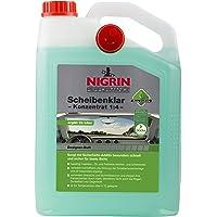 NIGRIN 74130  Scheibenklar Sommer Konzentrat 5 Liter (1:4)