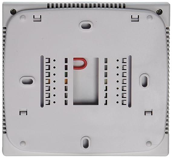 Pro1 IAQ T805 7 Día o 5/1/1 termostato electrónico programable con pantalla de 8 pulgada cuadrada: Amazon.es: Bricolaje y herramientas
