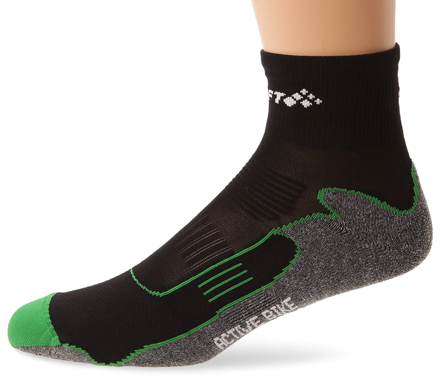 Craft Stay Cool Chaussettes trail Noir FR