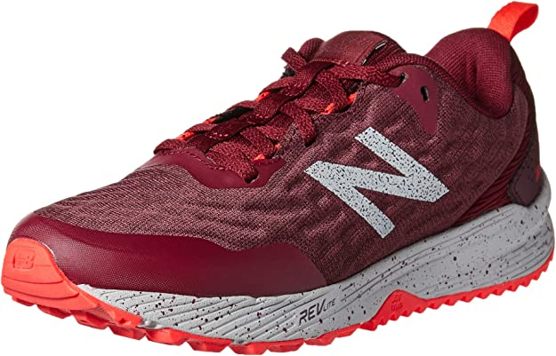 New Balance Trail Nitrel, Zapatillas de Running para Asfalto para Mujer: New Balance: Amazon.es: Zapatos y complementos