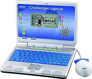 VTech Challenger Laptop - Blue