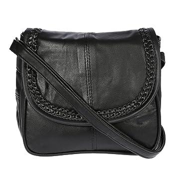 ledertaschen ledertasche damen schwarz