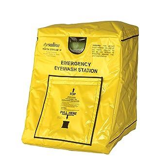 Sperian Emergencia Lavador flashflood 3 minutos de emergencia Lavador estación ¡ nuevo!