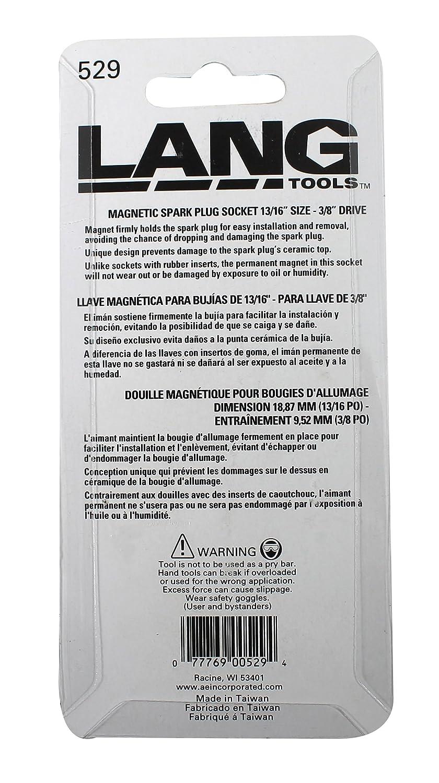 Amazon.com: Lang Tools 529 3/8