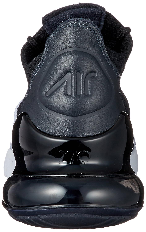 Nike Schuhe – Air Max 270 Flyknit schwarzweißKohlenstoff Größe: 43