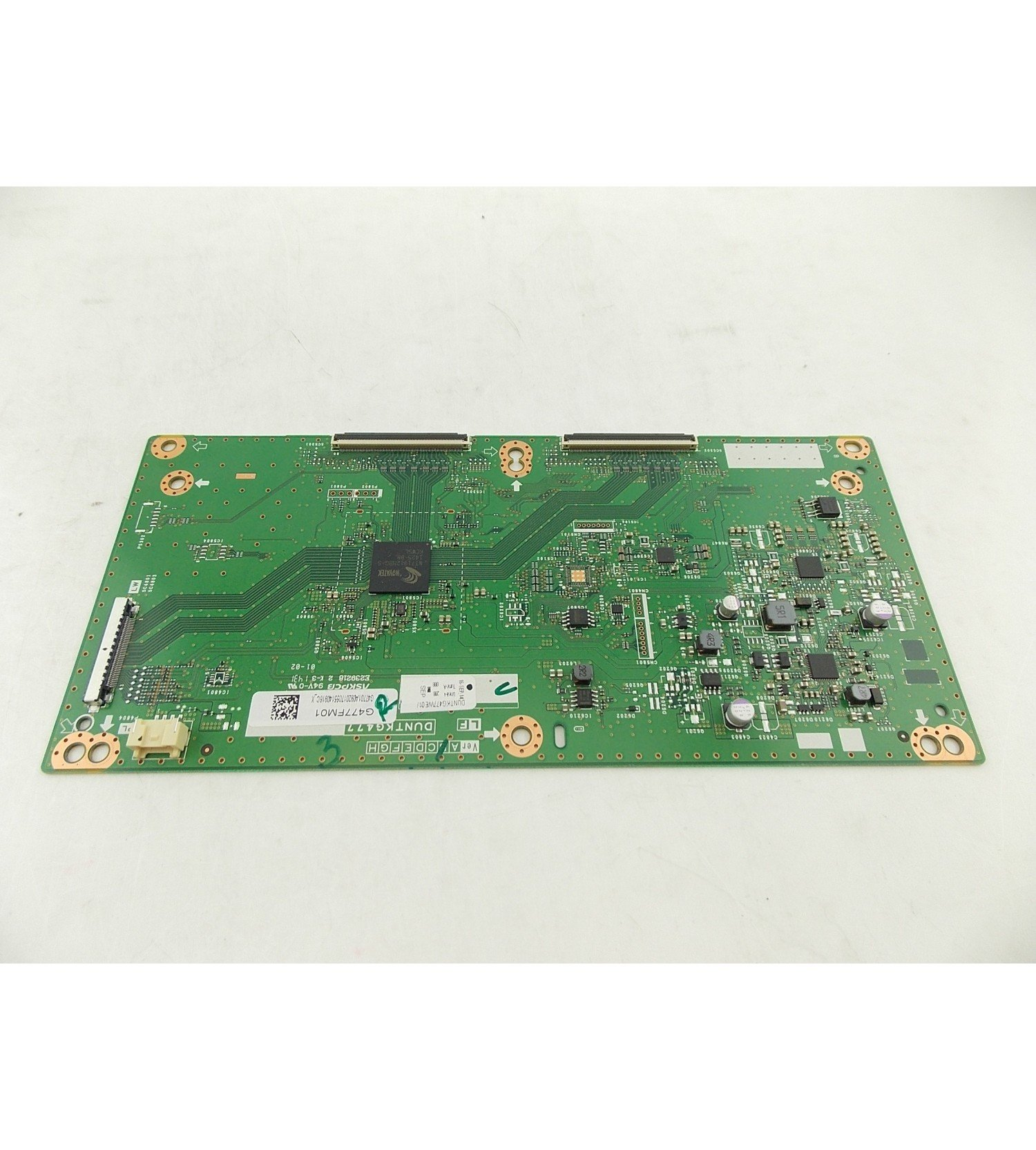 Sharp - Sharp LC-60LE660U Tcon Board DUNTKG477FM01 DUNTKG477 QPWBXG477WJZZ #V11316 - #V11316